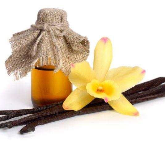 Vanilla-infused aromatherapy oil