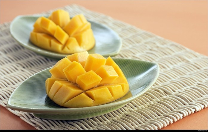 5 REASONS YOU SHOULD EAT MANGO EVERYDAY
