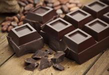 DARK CHOCOLATE – GUARDIAN OF OUR HEALTH