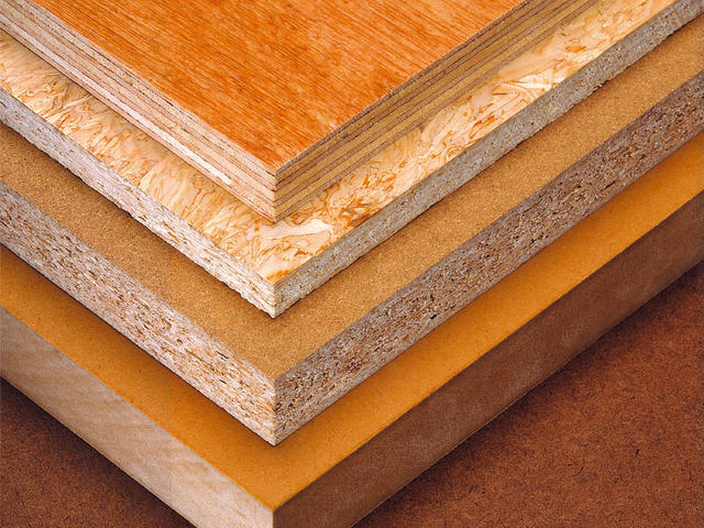bioplastics wood industry
