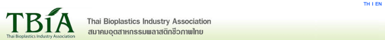 bioplastics association federation thai bioplastics industry association