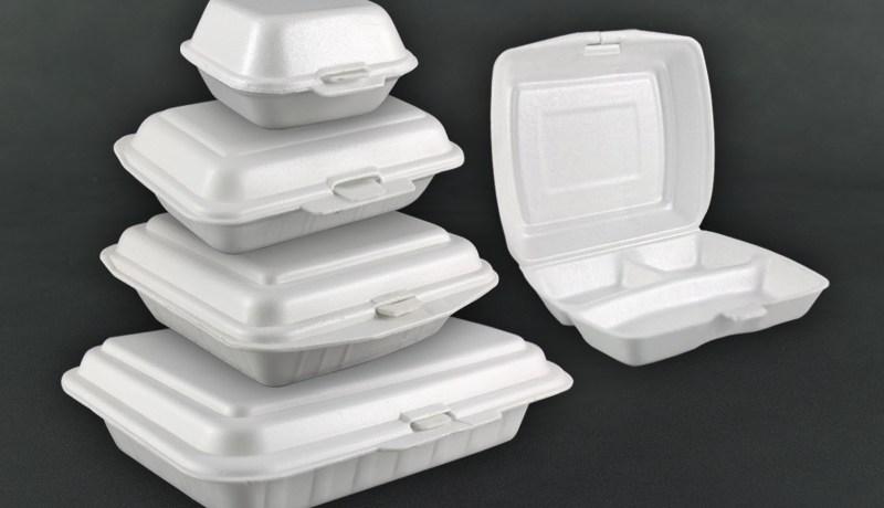 plastic foam food packaging ban usa