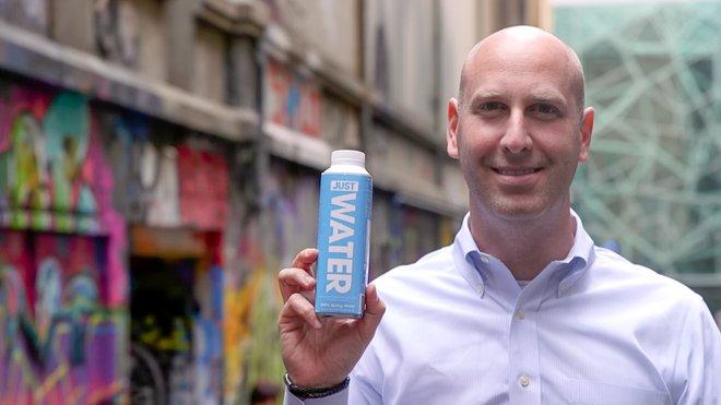 tetra pak water bottle