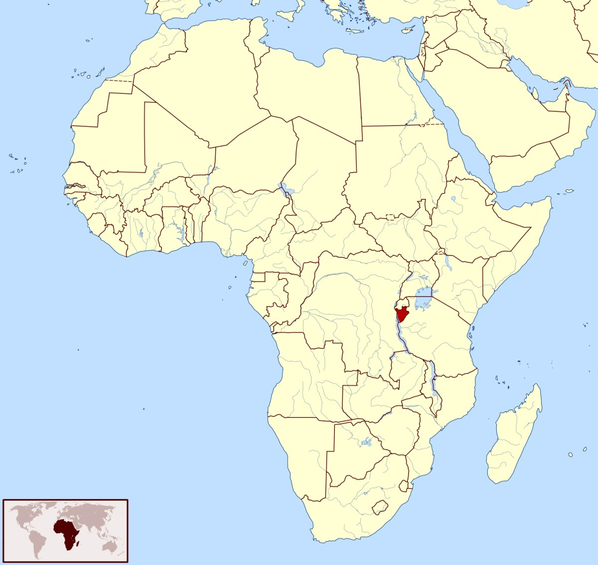 Burundi Bans Plastic Bags