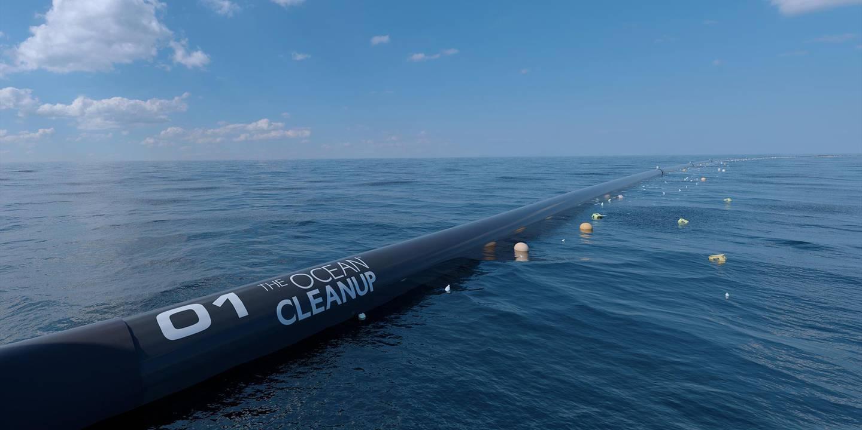 ocean plastic removal