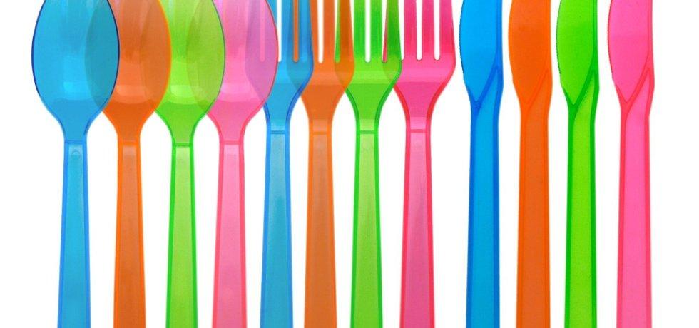 biodegradable bioplastics cutlery