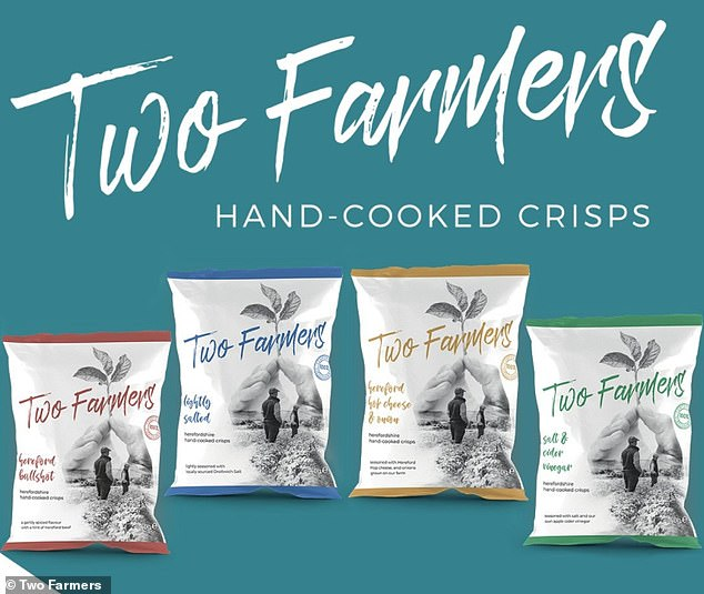 biodegradable packaging for crisps and snacks