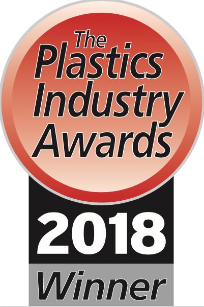 plastic award winner