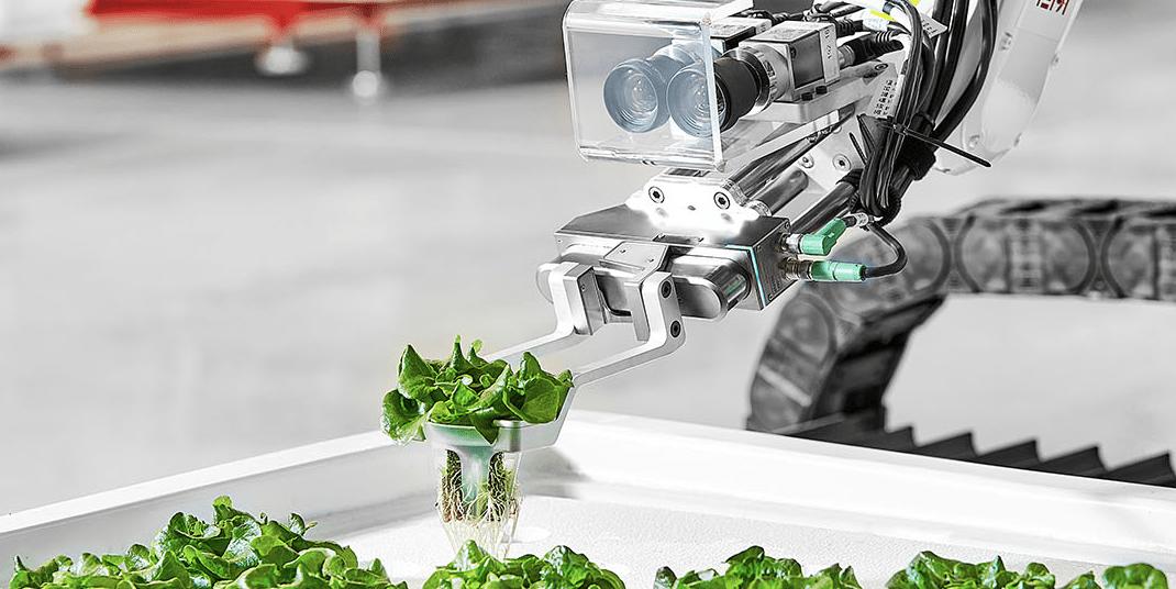 robots revolution bioplastics