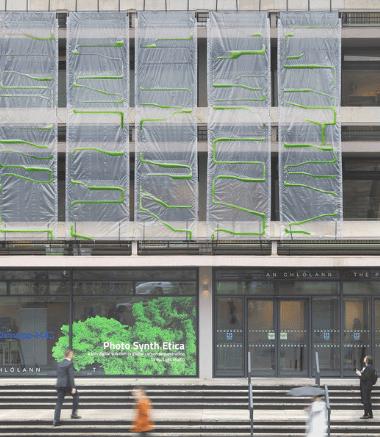 curtain bioplastics