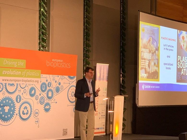 Philippe Diercxsens, Packaging & Environment Manager | Danone Waters