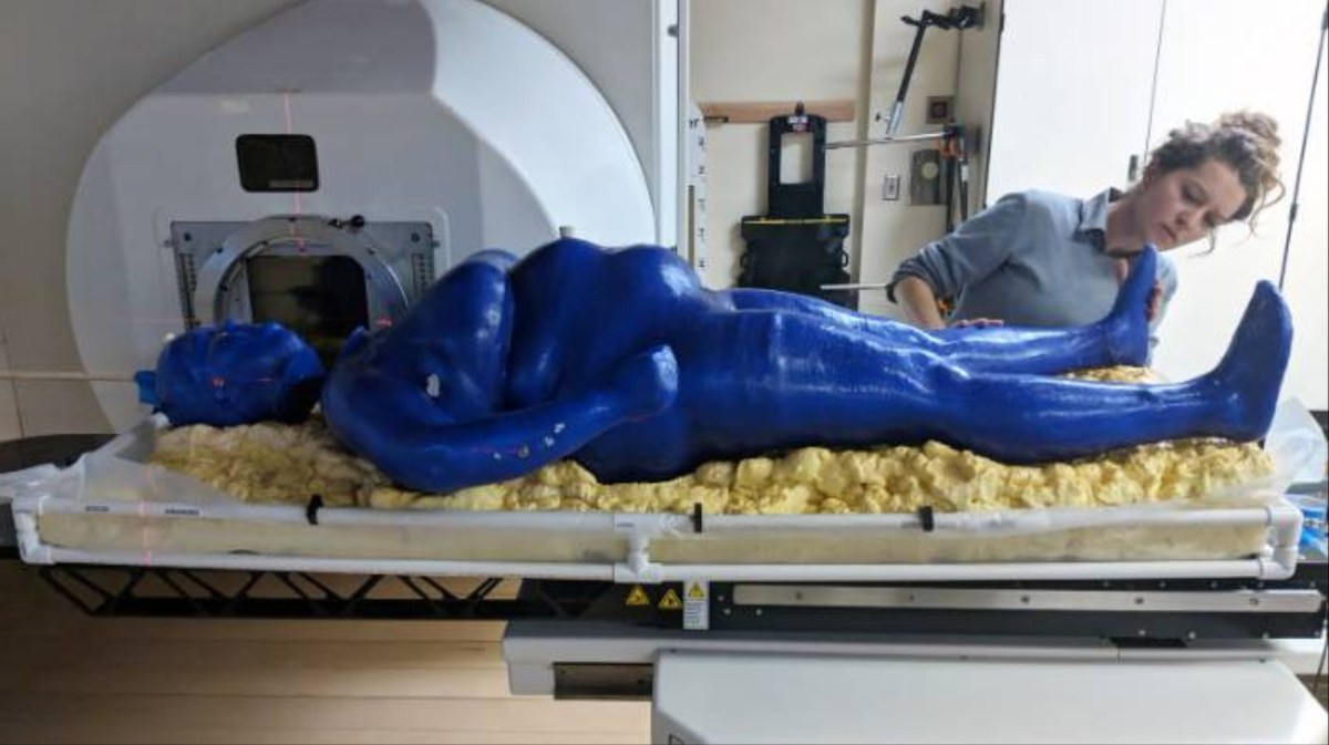 First 3D Printed Bioplastic Body To Help Cancer Treatment