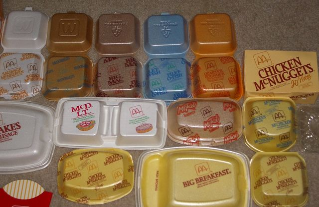 mcdonalds plastic packaging policy