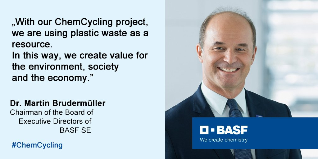 basf chemcycling chemical recycling