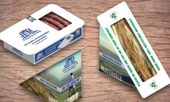 JEM Packaging biodegradable