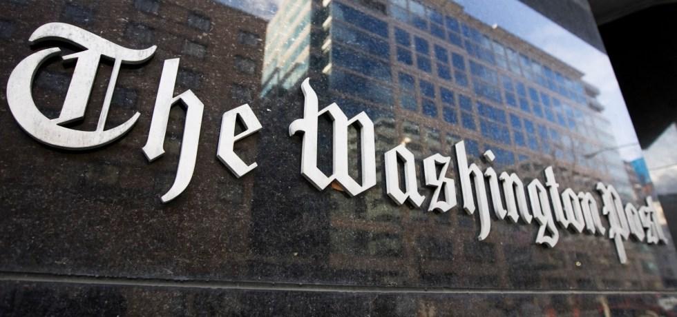 Washington Post bioplastics