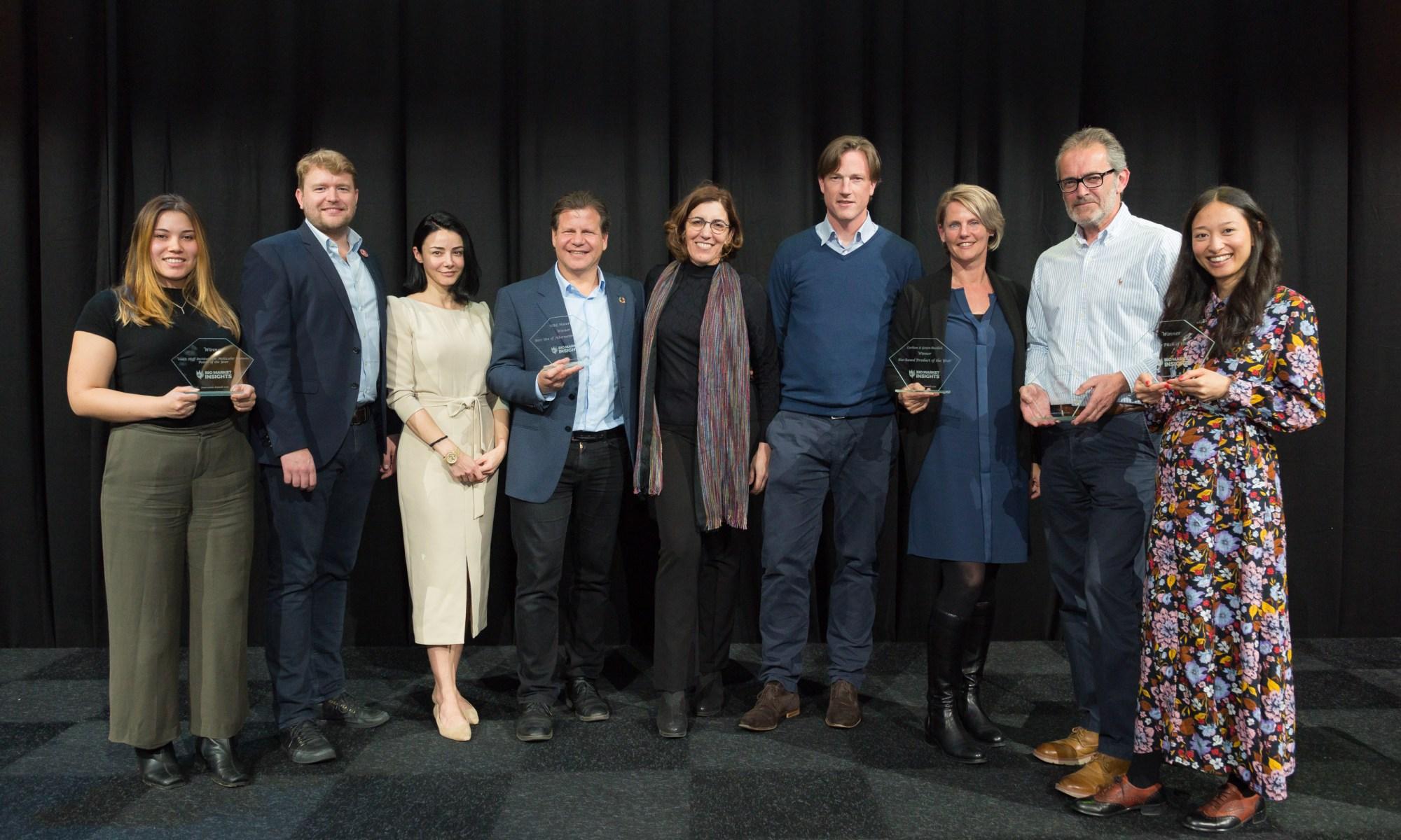 Bio Market Insights Awards Winners
