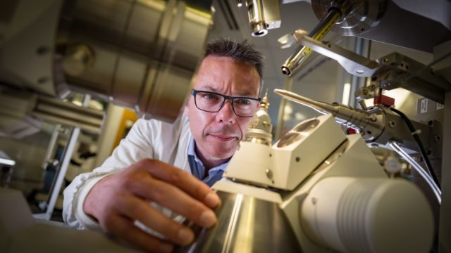 Largs scientist makes 'global discovery' that could save our oceans - by accident