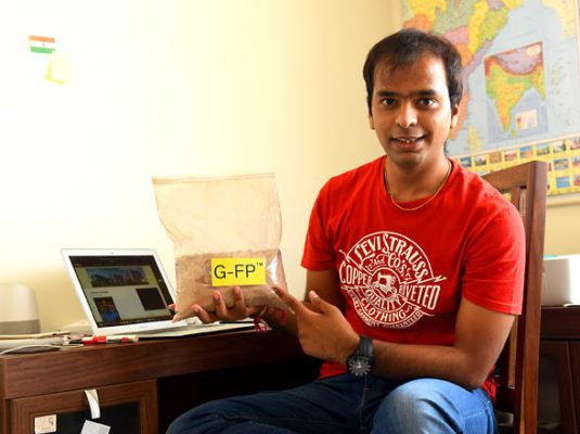 Praveen Kumar Gorakavi, a chemical engineer