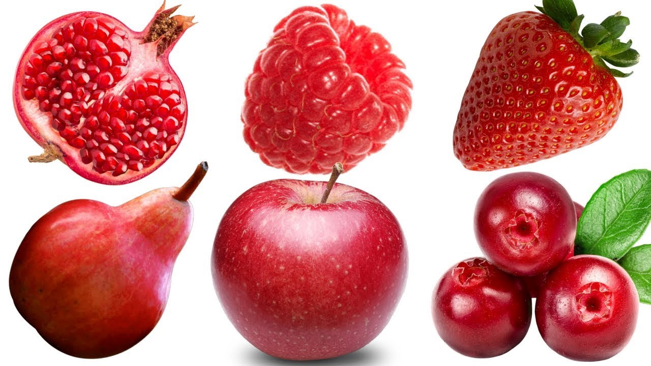 bioplastics from red fruit