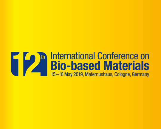 international biobased material conference 2019