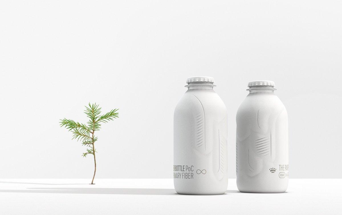 5ce15ea831 Joint Venture to Develop Paper Bottle – Bioplastics News