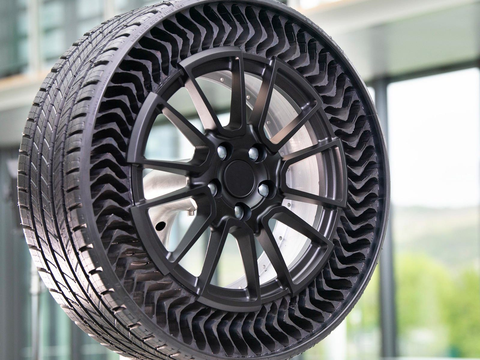 wheel technology michelin biobased 3D print