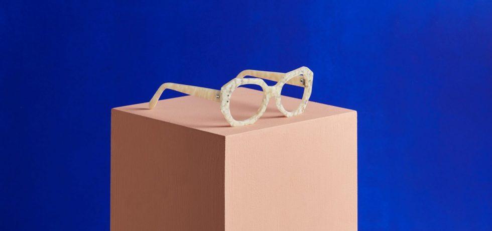 bioplastics eyewear