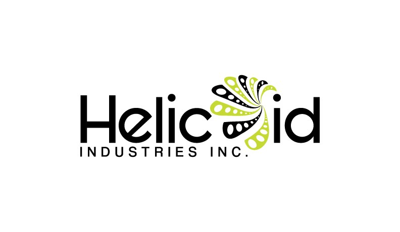 hellicoid biocomposites