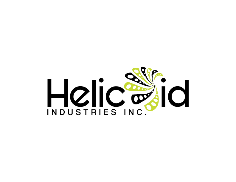 hellicoid biocomposites
