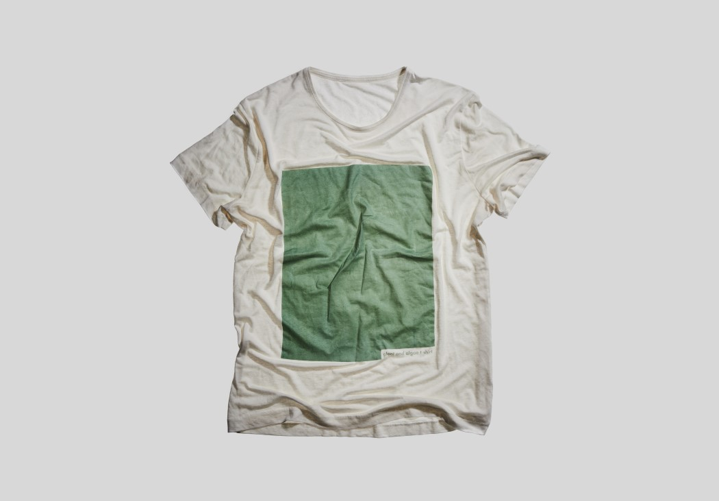 plant and algae tshirt