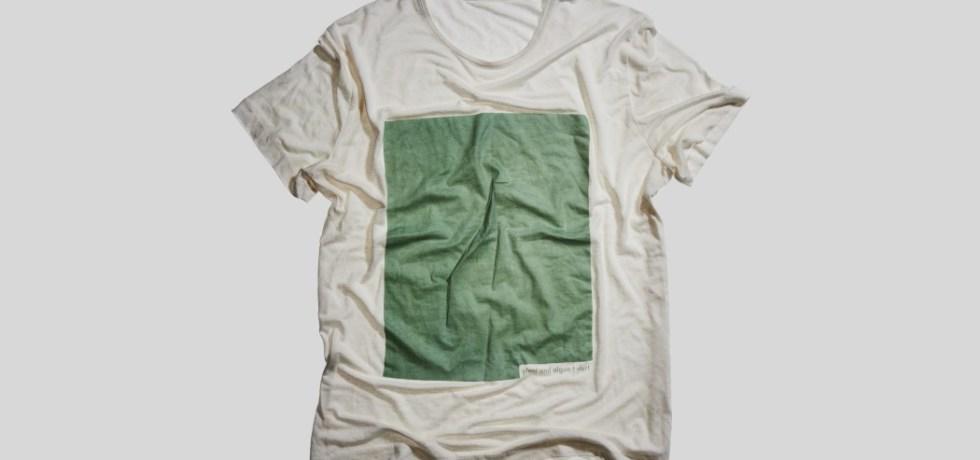 plant and algae tshirt