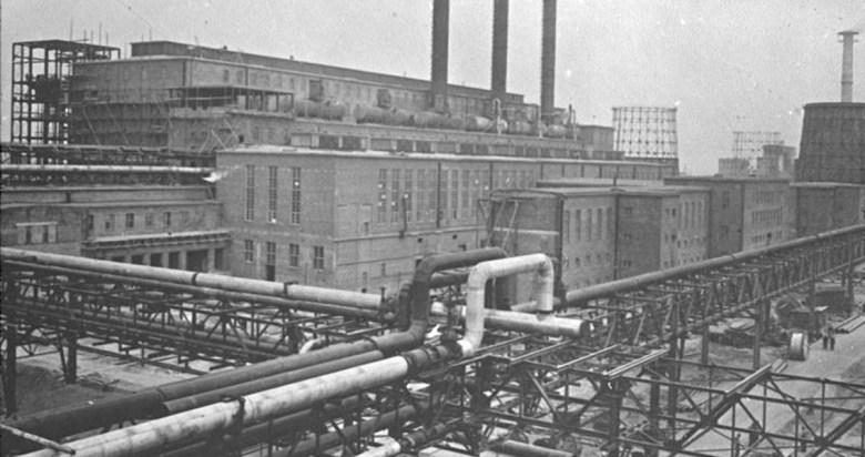 IG Farben Factory in Auschwitz