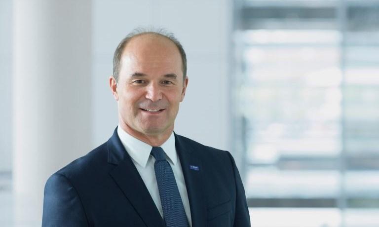 Martin Brudermuller, CEO BASF
