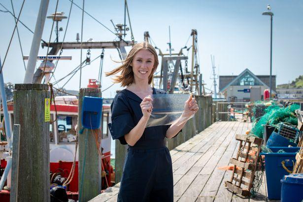 fish guts cod bioplastics