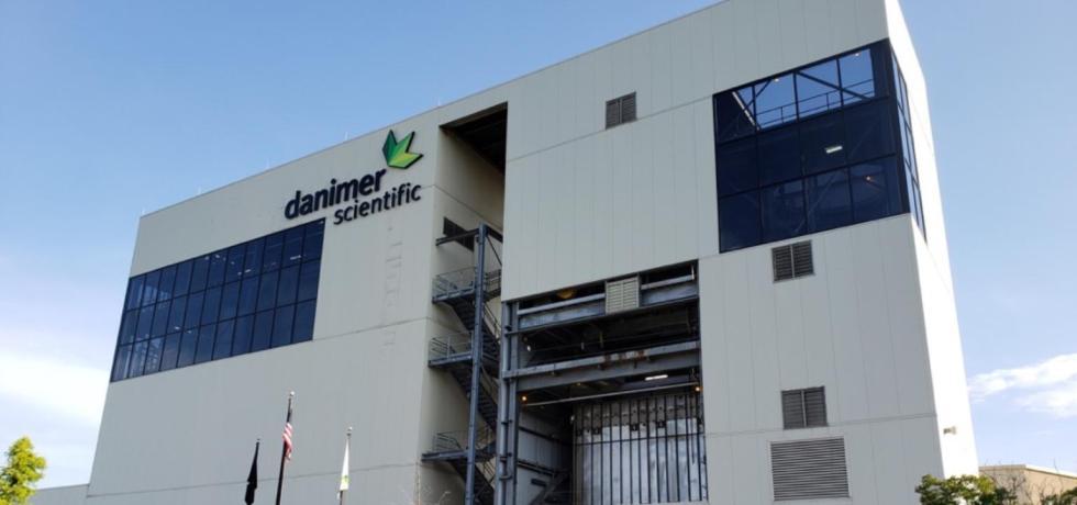 Danimer Scientific PHA plant