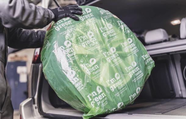 Nokian Tyres Bioplastics Braskem Im green
