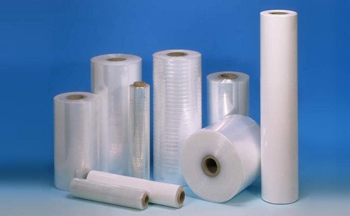 circular plastic films