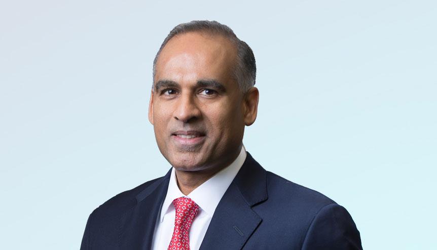 Bob Patel CEO LyondellBasell