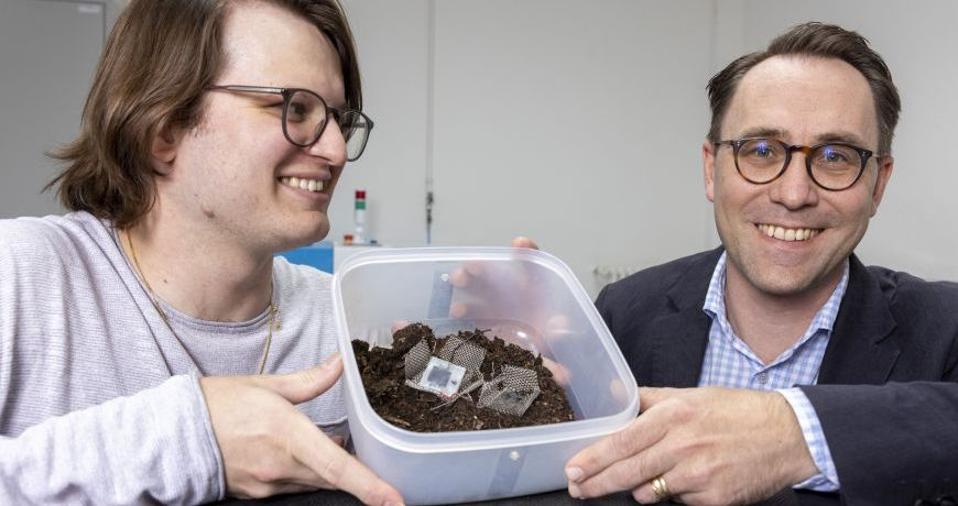 biodegradable battery