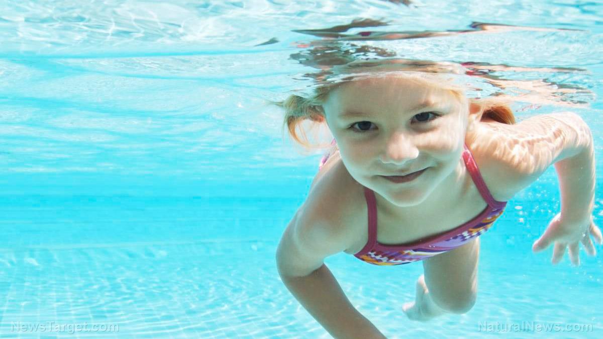 ШОКИРАЩО ОТКРИТИЕ: Хлорът в плувните басейни превръща слънцезащитните продукти в токсични химикали, причиняващи рак на кожата