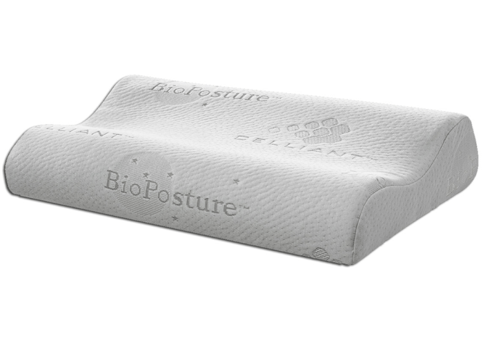 The BioPosture Memory Foam Pillow-cervical