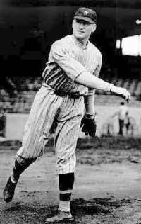 Walter Johnson – Society for American Baseball Research