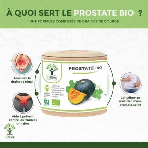 Bienfaits Prostate Bio