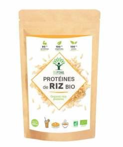 protéine de riz bio