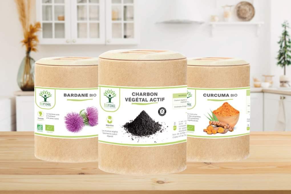 nouveaux packagings biodégradables