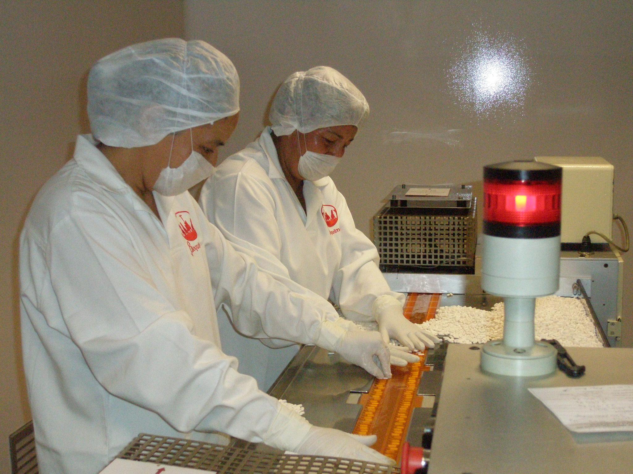trabajadores de bioquimed
