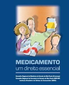 Cartilha IDEC: Medicamento um Direito Essencial