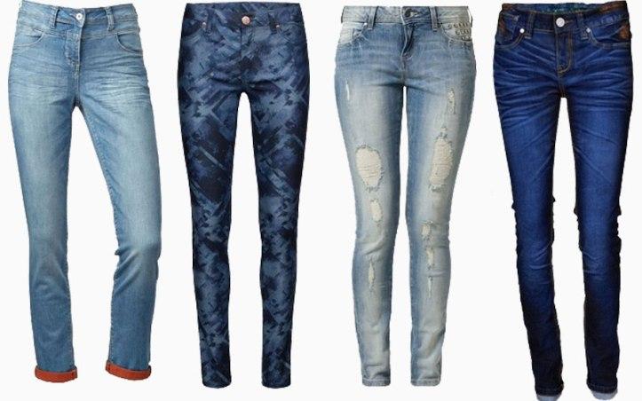 1.380 Retirer une tache de résine sur un jeans