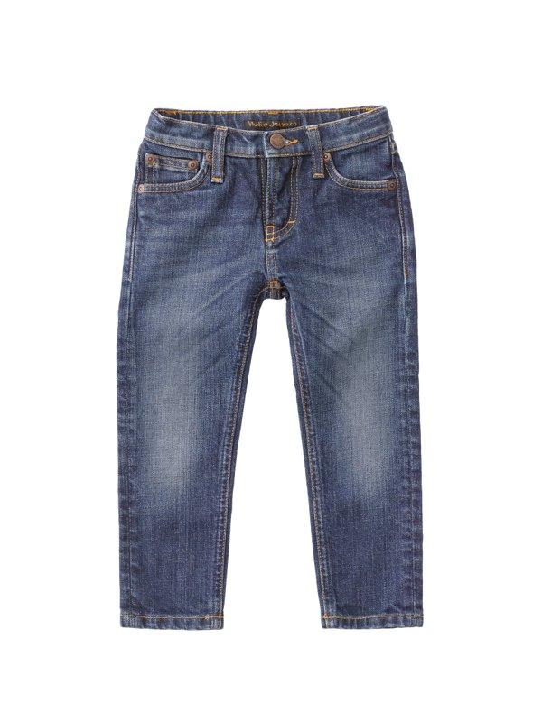 1.484 Nettoyer une tache d'humidité sur de bougie sur du jeans